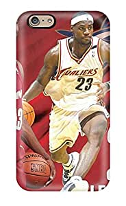 For ZippyDoritEduard Iphone Protective Case, High Quality For Iphone 6 Cleveland Cavaliersnba Basketball Skin Case Cover