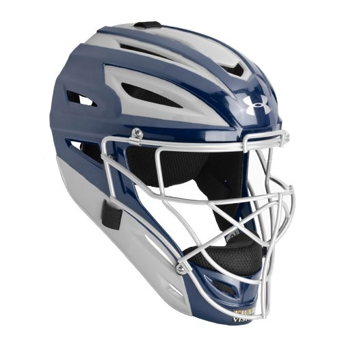 Under Armour Adult Two-Tone Pro Catcher's Helmet