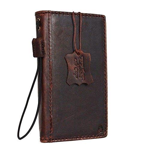 Genuine Vintage Leather Samsung Handmade product image
