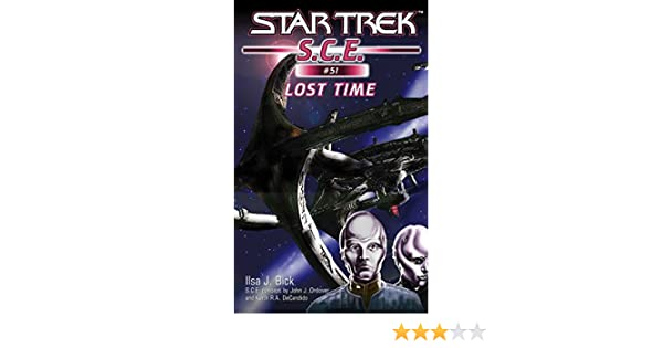 Amazon Star Trek Lost Time Star Trek Starfleet Corps Of