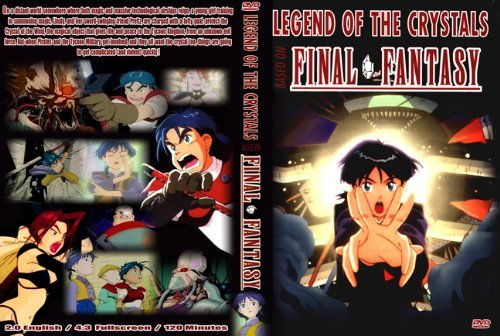 Legend of Crystals: Final Fantasy 2 [VHS]