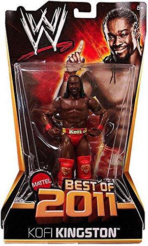 WWE Kofi Kingston Figure - Best of 2011 Series