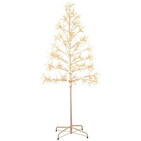 HUANGDA Moderna y Creativa lámpara de pie con Forma de árbol de ...