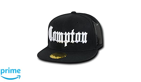 Nothing Nowhere Olde English City Snap Back - Gorra para Hombre ... 66c0d59dfd8