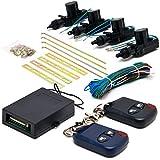 Power Car Door Lock/Unlock Kit Keyless Remote For Toyota Matrix Prius RAV4 Supra Tacoma Wagon Yaris