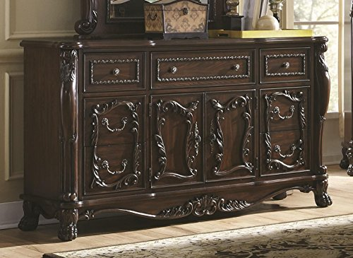 Coaster 204453 Home Furnishings Dresser, Cherry