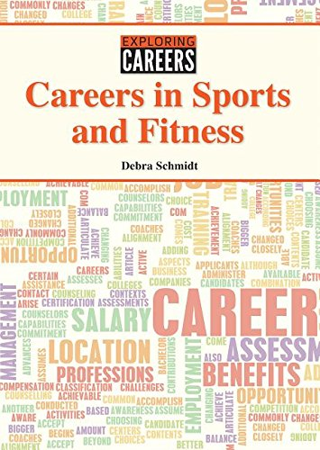 Careers in Sports and Fitness (Exploring Careers) PDF