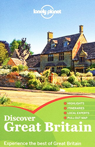 Lonely Planet Discover Great Britain (Full Color Country Travel Guide)