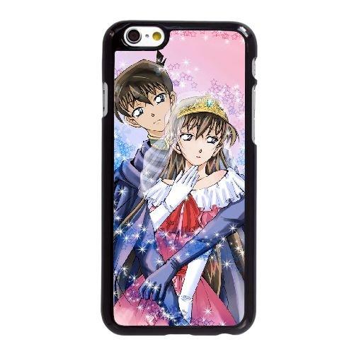Detective Conan AO84ZR1 coque iPhone 6 6S 4,7 pouces cas de téléphone portable coque E9GP2Q5NC