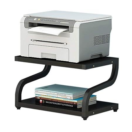 Estante para impresora, estante para escritorio, estante ...