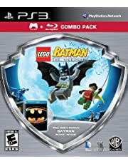 LEGO Batman - Silver Shield Combo Pack - Playstation 3