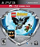 lego batman video game - LEGO Batman - Silver Shield Combo Pack - Playstation 3