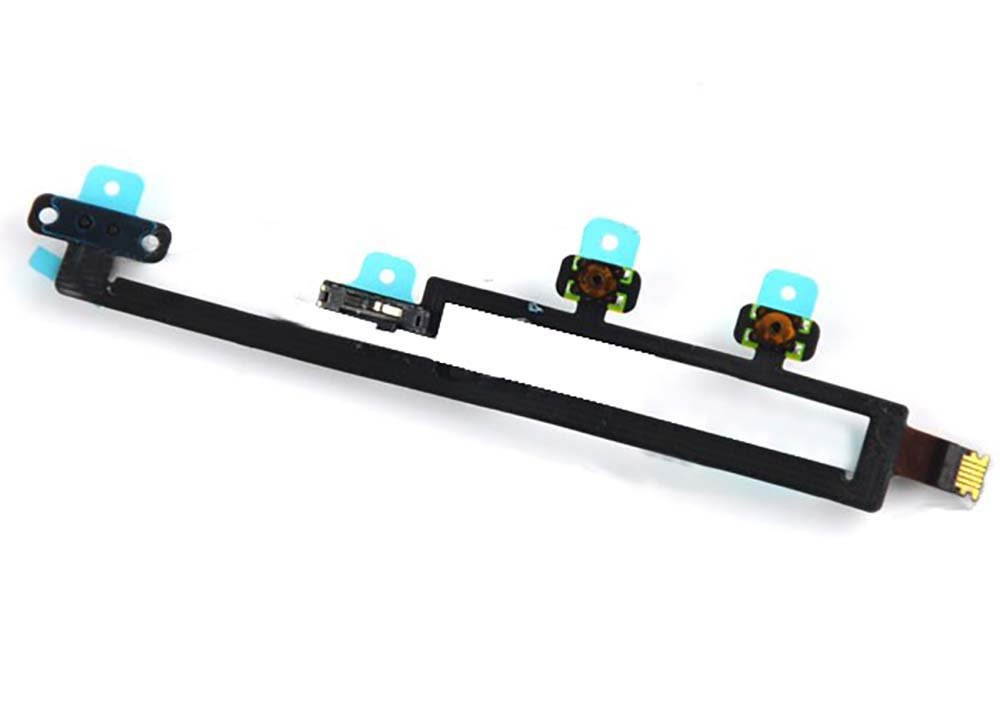 Power and Volume Flex Cable for Apple iPad Air and iPad Mini (A1474, A1475, A1432, A1454, A1455)