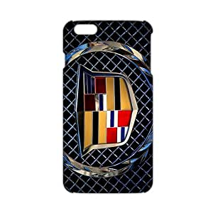 ANGLC Cadillac Logo (3D)Phone Case for iphone 4 4s case