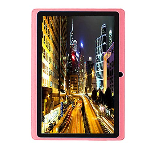 Android Tablets PC, Inkach 7 inch Laptop Computer Tablet 4-Core Processor, 512RAM, 8GB ROM Kids WiFi Tablet (Red)