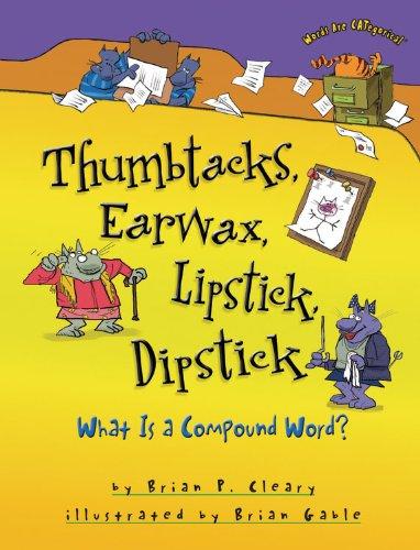 Thumbtacks Earwax Lipstick Dipstick Categorical product image
