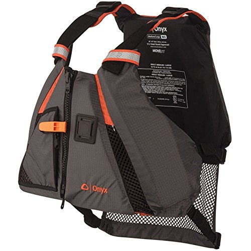 Canoe Kayak PFD High Back Onyx MoveVent Dynamic Life Vest