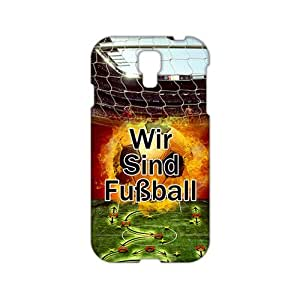HNMD Wir Sind Football 3D Phone Case for Samsung S4 MINI