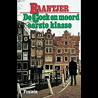 De Cock en moord eerste klasse (Baantjer Book 31)