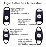 4 Packs Cigar Cutters and 1 Cigars Stand, Cigar