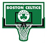 Boston Celtics Basketball Plastic Hoop Sign NBA