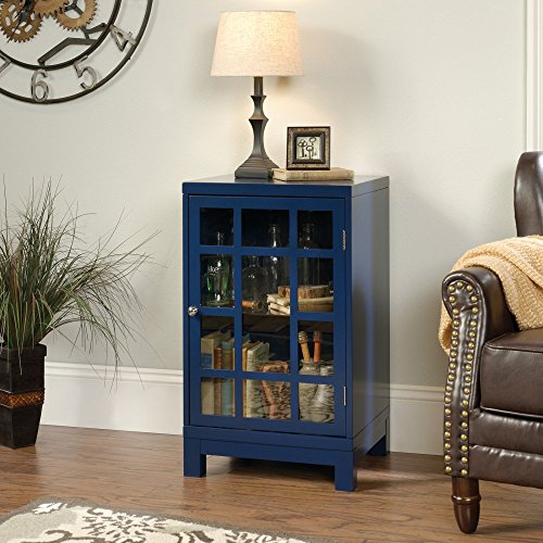sauder-carson-forge-accent-curio-cabinet-in-indigo-blue