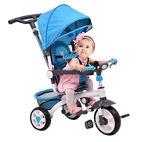 4 In 1 Baby Pram W Stroller - 3