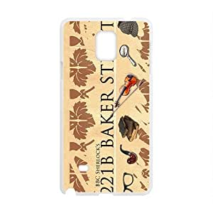 221B BAKER STREET Cell Phone Case for Samsung Galaxy Note4