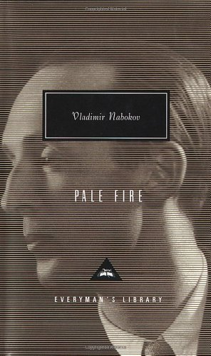 Book cover for Pale Fire