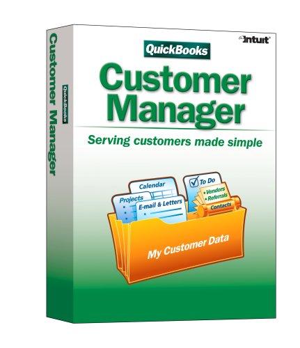 Amazon.com: QuickBooks Customer Manager 2.5