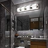 SOLFART Modern 4 Lights LED Vanity Lights for