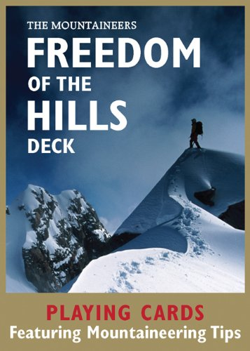 Freedom Hills Deck Playing Cards product image