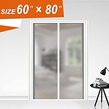 Double Door Screen 60 Wide Mega Mesh 60 X 80 Fit Doors
