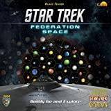 Settlers of Catan Star Trek Catan Board Game Federation Map Pack Expansion