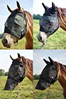 Prairie Horse Supply Horse Fly Mask, All...