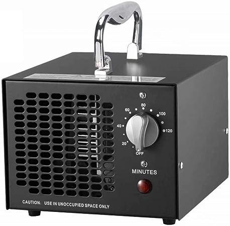 HANMIAO Generador de Ozono Comercial Purificador De Aire ...