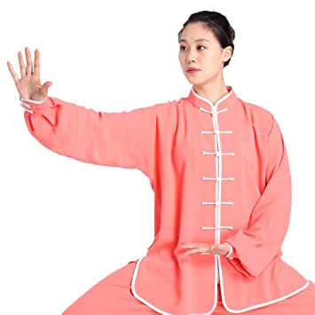 Tai Chi Uniforme Mujer Hombre Tai Chi Ropa Artes Marciales ...