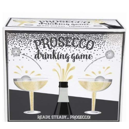 BARGAINS-GALORE NEW PROSECCO DRINKING GAME ADULT FUN GAME ACTIVITY DRUNK ALCOHOL PARTY PONG NT