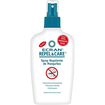 Ecran Repel & Care Repelente de Mosquitos - 100 ml