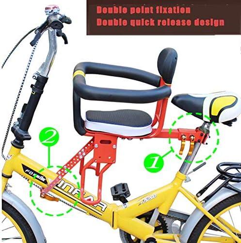 Ljdgr Accesorios para Bicicletas Bicicleta Asiento Infantil ...
