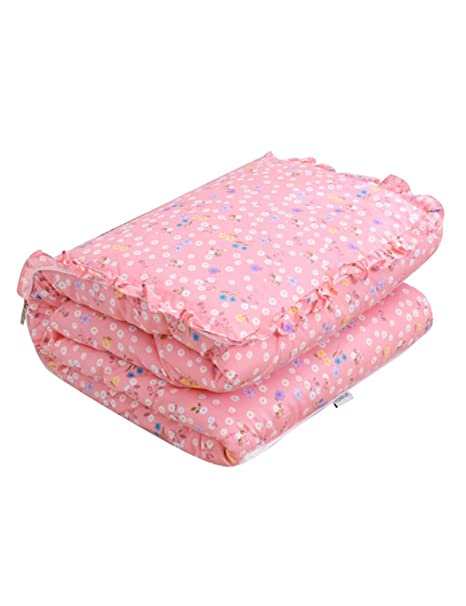 GJM Shop U Cojín de almohada de algodón multifunci Tejido de ...