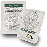2020 Philadelphia Mint (P) Silver American Eagle