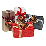 Bruyerre Finest Belgian Chocolates Gift 1 Box (6.35oz )