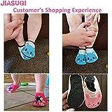 JIASUQI Baby Sports Water Skin Shoes Socks for