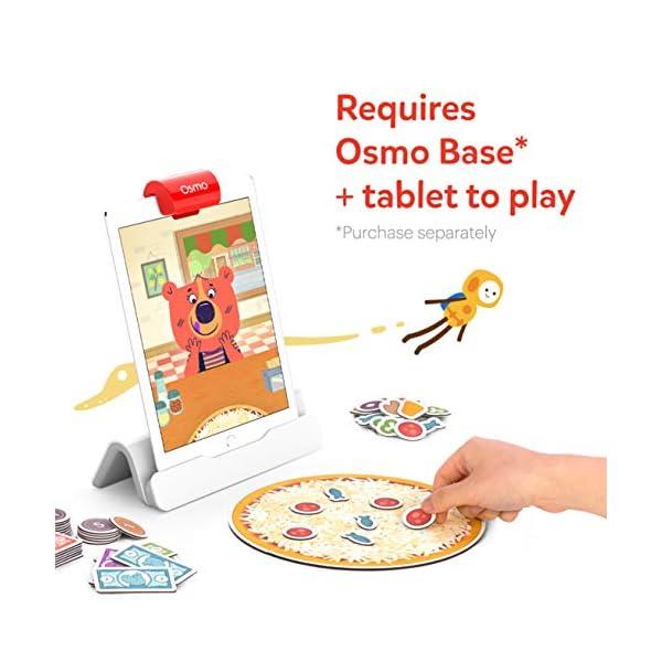 Glooke Selected OSMO Pizza Co. con tabellone, ingredienti, banconote, monete Giochi Interattivi Educativi 2 spesavip