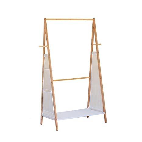 Coat racks Perchero de bambú Sencillo y Moderno para el ...