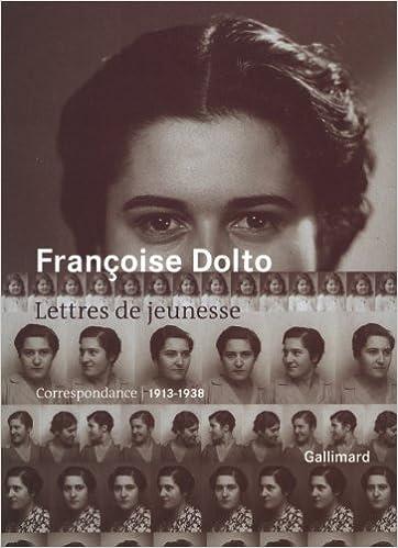 En ligne téléchargement gratuit Lettres de jeunesse : Correspondance, 1913-1938 epub pdf