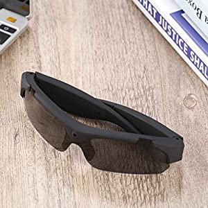 Egal Portable 1080P HD USB Sunglasses Camera Video Recorder Camcorder Eyewear Video Recorder