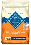 Blue Buffalo Life Protection Formula Large Breed Dog Food - Natural Dry Dog Food for Adult Dogs - Chicken and Brown Rice - 30 lb. Bag
