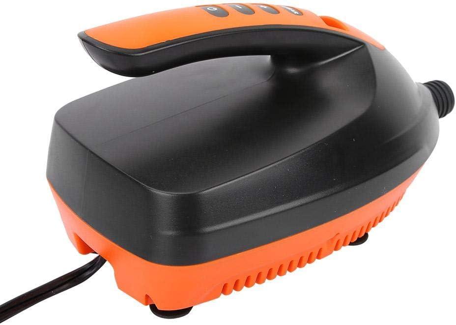 VIFER Luftpumpe SUP Paddle Board Tragbare Digitale Hochdruckluftpumpe 12V